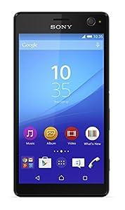 Sony Xperia UK C4 SIM-Free Smartphone - Black