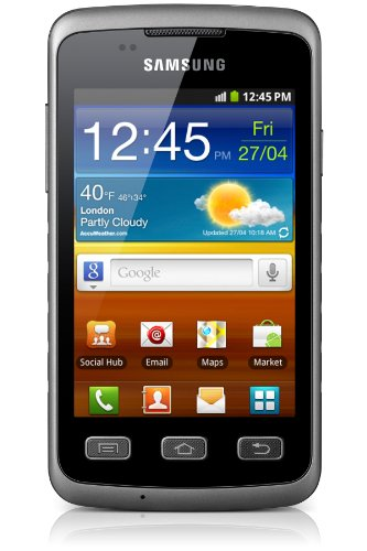 Samsung Galaxy Xcover S5690 Smartphone