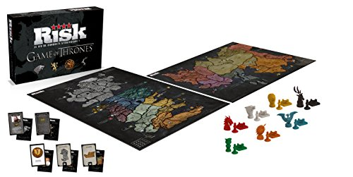 Winning Moves - Risk Game Of Thrones - Edition Collector