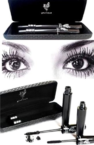 3D Fiber Lash Mascara Younique Moodstruck Black Color