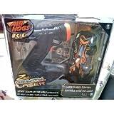 Air Hogs ブラック & オレンジ Race Car Laser Micro ゼロ グラビティ