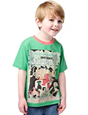 Crew Neck Jungle Book T-Shirt