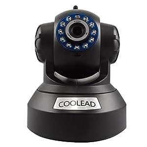 DB Power - Caméra de surveillance IP WiFi motorisée iPhone Android Originale Vue Mobile Pan/Tilt