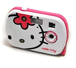 hello kitty kinder fotoapparat video webcam sanrio kamera. Black Bedroom Furniture Sets. Home Design Ideas