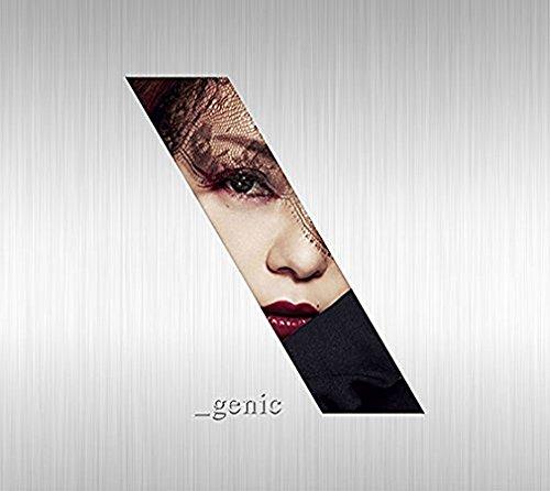 【早期購入特典あり】 _genic (CD+DVD)(ポスター付き)