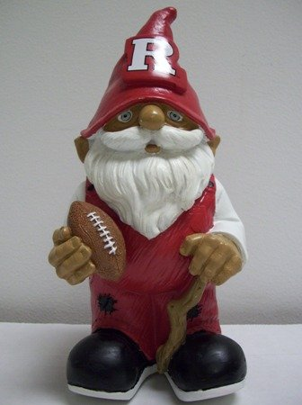 Cheap Rutgers 8 Inch Mini Garden Gnome Review