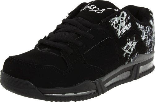 DC Shoes Men's Command FX RM Black/Print Fashion Trainer D0303197 8 UK, 42 EU, 9 US