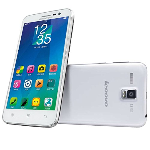 Original 4G Unlocked Lenovo A8 / A806 5.0 Inch IPS Screen Android 4.4 Smart Phone MTK6592 + MTK6290 Octa Core 1.7GHz RAM 2GB ROM 16GB FDD-LTE WCDMA GSM (White Standard)