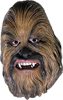 Star Wars Masks Chewbacca 3/4 Vinyl Mask