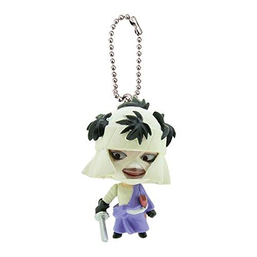 Rurouni Kenshin Figure Swing Keychain~Shishio Makoto - 1