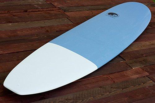 FCS 1 Vert Quad New Medium//Large - White Surfboard -Surf Shapers Fins