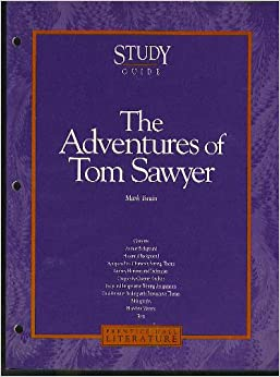 Analysis of the adventures of tom sawyer