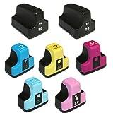 7 Pack Elite Supplies Ink Cartridge