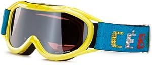 Cebe Super Marwin Children's Skiing Goggles - Yellow, S
