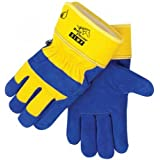 Black Stallion 5LWP L WATERPROOF Lined Insulated Cowhide Winter Work Gloves