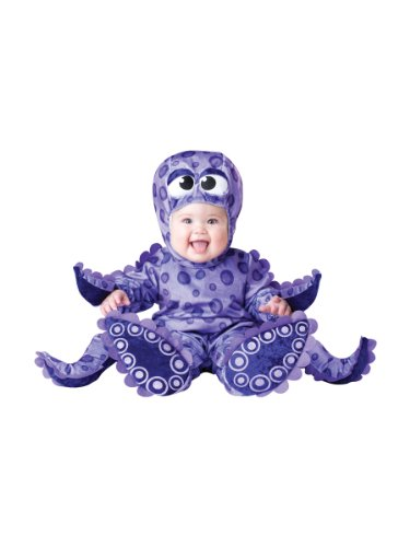 Tiny Tentacles Octopus Infant / Toddler Costume 小さな触手タコ乳児/幼児コスチューム サイズ:12-18 Months