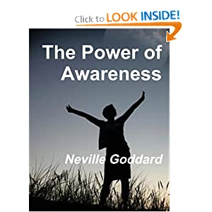 THE POWER OF AWARENESS NEVILLE