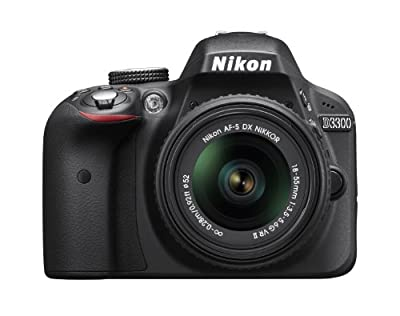 Nikon D3300 24.2MP CMOS Digital SLR Camera