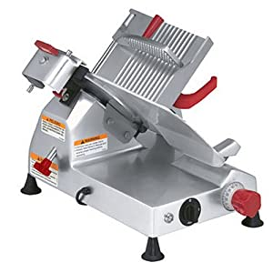 "Berkel 825A Manual Gravity Feed Slicer - 10"" Blade"