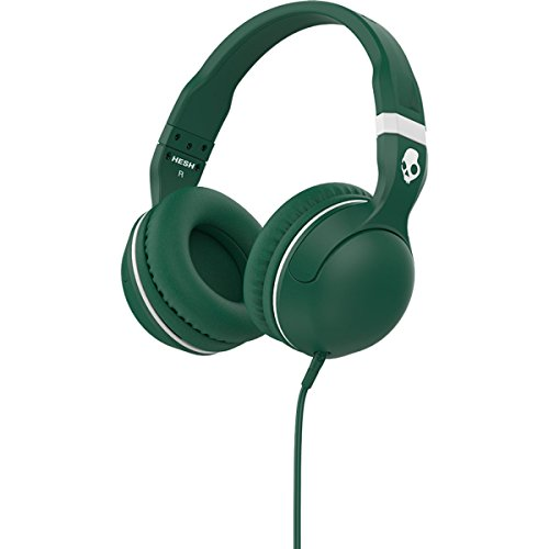 Click to buy Skullcandy Hesh 2.0 Headphones with Mic Forest Green/Black/White, One Size - From only $159.99