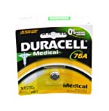 Duracell LR44 1.5V Button Cell Battery