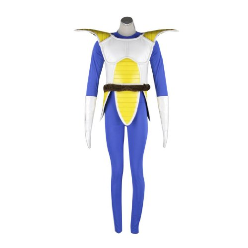Dragon Ball Cosplay Costume - Vegeta Fighting 1st X-Large