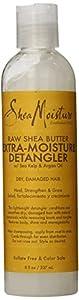 Shea Moisture Raw Shea Butter Extra-Moisture Detangler, 8oz