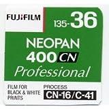 Fujifilm Neopan PROF 400 CN 135-36 B/W  Film