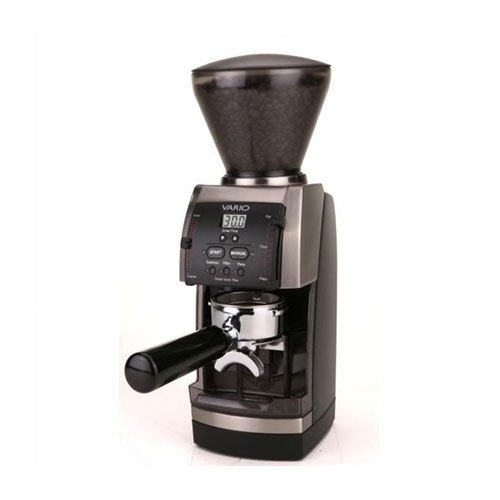 New Black Quiet Operation Electric 8-10Oz Coffee Grinder W Powerful Dc Motor