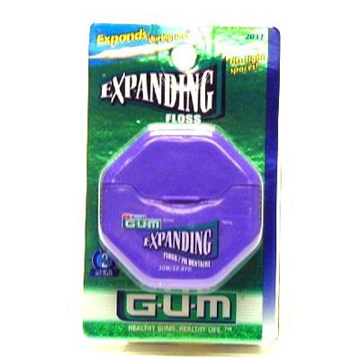 Butler Floss Expanding 32.8yds (Pack of 6 in