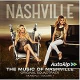 The Music of Nashville Original Soundtrack Season 2 Volume 1 (With 4 Extra Bonus Tracks)