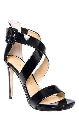 Black Jack High Heel Sandal