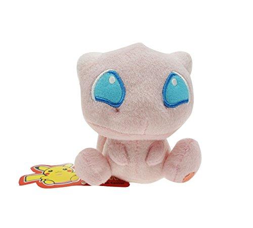 Pokemon - Peluche Mew, 15 cm