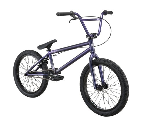 Kink Whip 2013 BMX Bike (Purple/Black, 20.5-Inch)