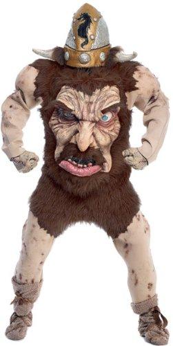 Nordic Warrior Viking Man Halloween Costume