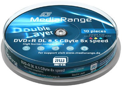 MediaRange MR468 DVD vierge