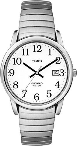 timex-herren-armbanduhr-weiss-analog-edelstahl-t2h451d7
