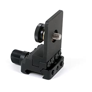 Amazon.com: Alamo Four Star DLOC-C QD Picatinny Rail Camera Mount