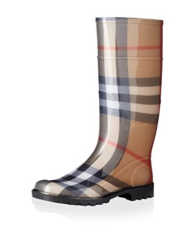 Burberry Women's Checked Boot