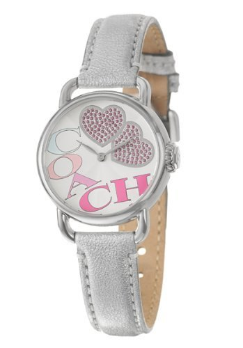 Coach Hamptons Women's Quartz Watch 14501266