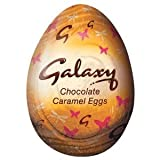 Galaxy Chocolate Caramel Filled Egg (Pack of 48)