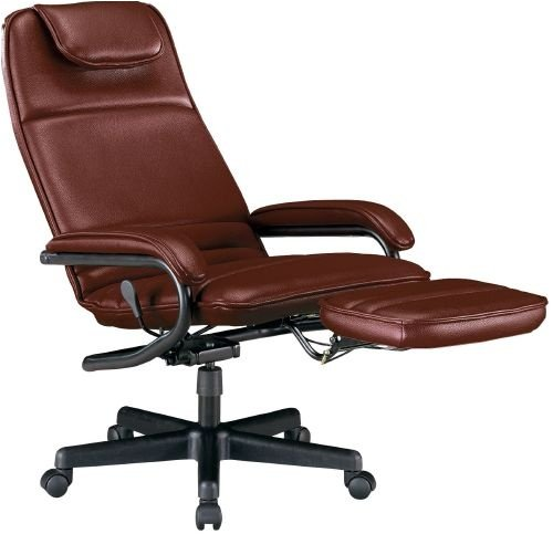 OFM 680-703-BURGUNDY Power Rest Executive Recliner