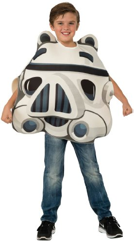 Stormtrooper Pig Angry Birds Kids Costume