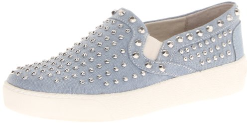 Sam Edelman Women's Braxton Fashion Sneaker,Blue,7 M US