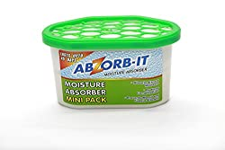 ABZORB-IT MOISTURE ABSORBER MINI PACK