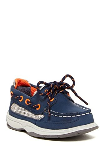 Baby Boy Boat Shoes front-783613