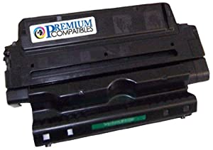 Premium Compatibles Inc. 3302209RPC Ink and Toner Replacement Cartridge for Dell Printers, Black