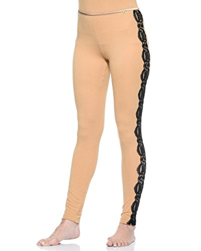 Versace Leggings  [Nude]