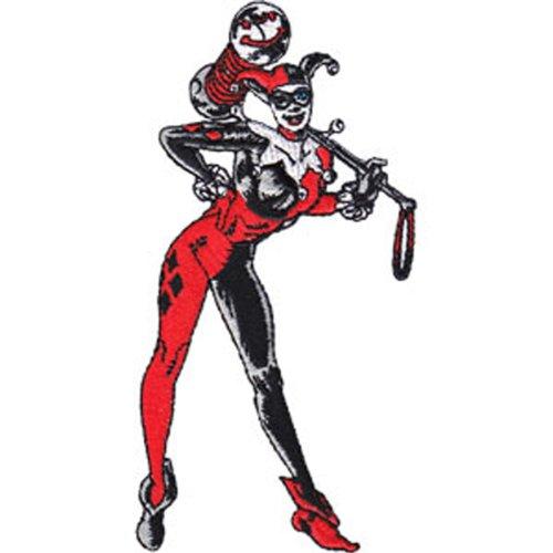 Application DC Comics Originals Harley Quinn Stand Patch