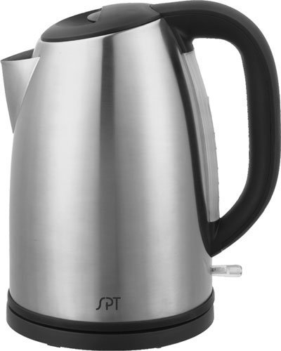 Spt Sk-1716 Stainless Cordless Electric Kettle